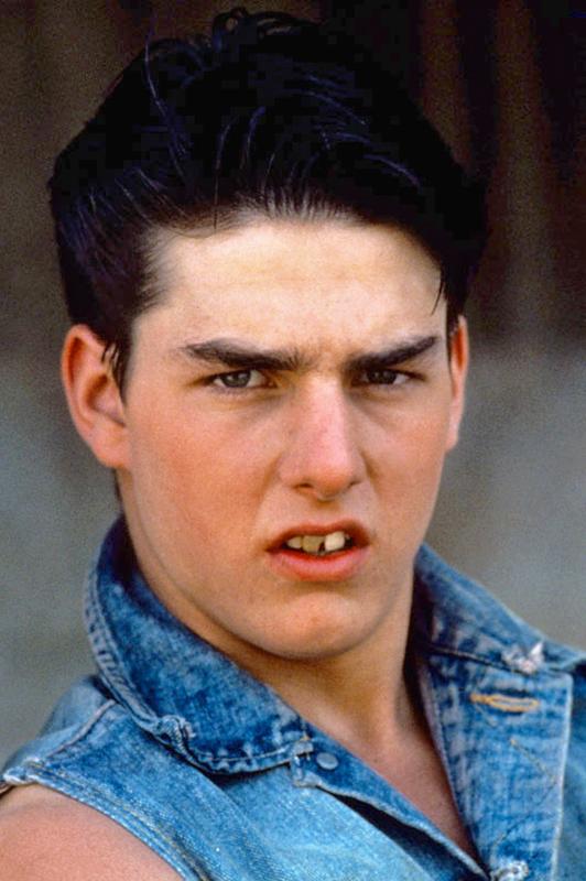 Том круз фото в молодости